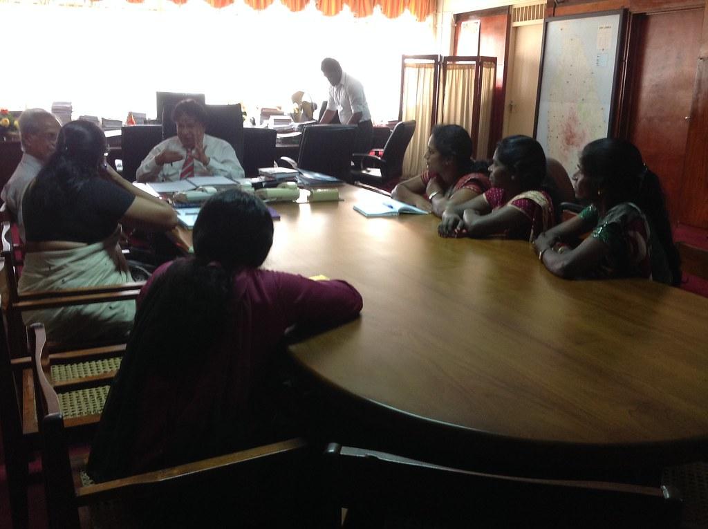 2014-2-19 Domestic Workers' Union, Sri Lanka