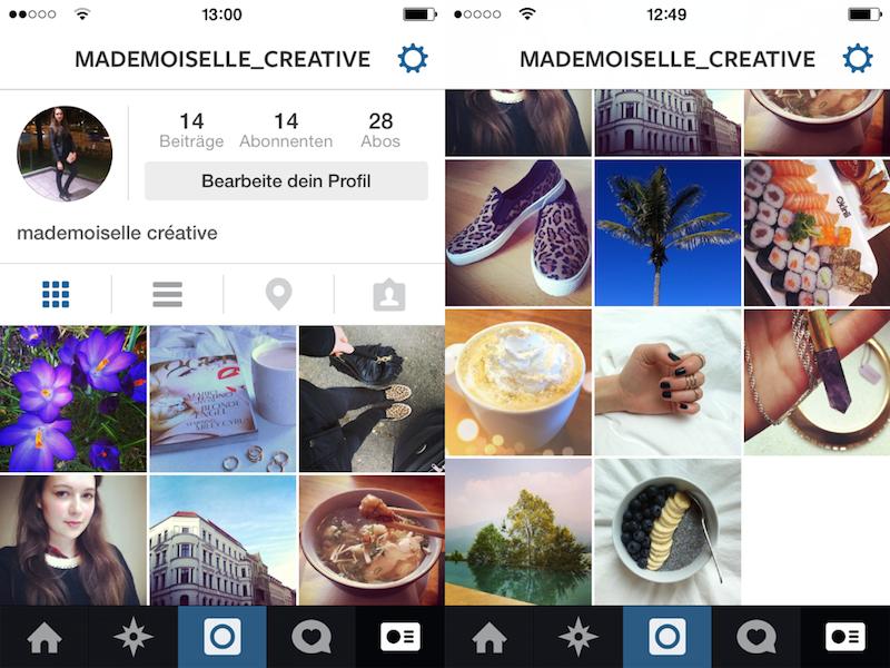 Instagram mademoiselle_creative