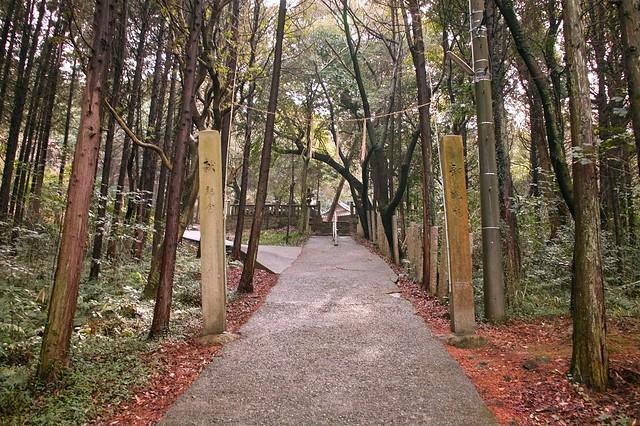 天石門別保布羅神社 #4