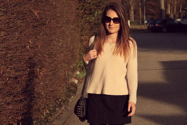 light pink jumper