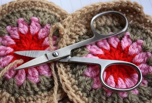 Small scissors by Helen in Wales
