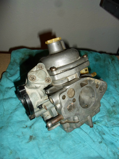 Carburetor after