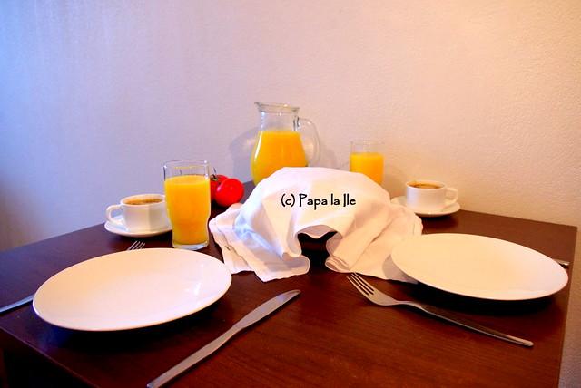 Pancakes cu cascaval si sunca (7)