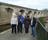 Chirk Aqueduct and friends