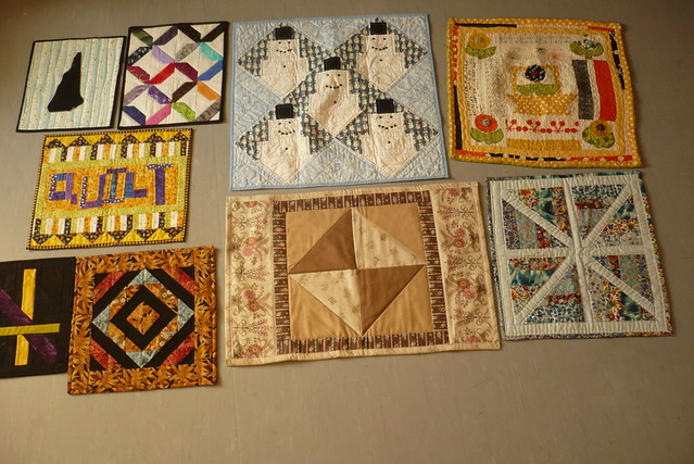 2013 Doll Quilts