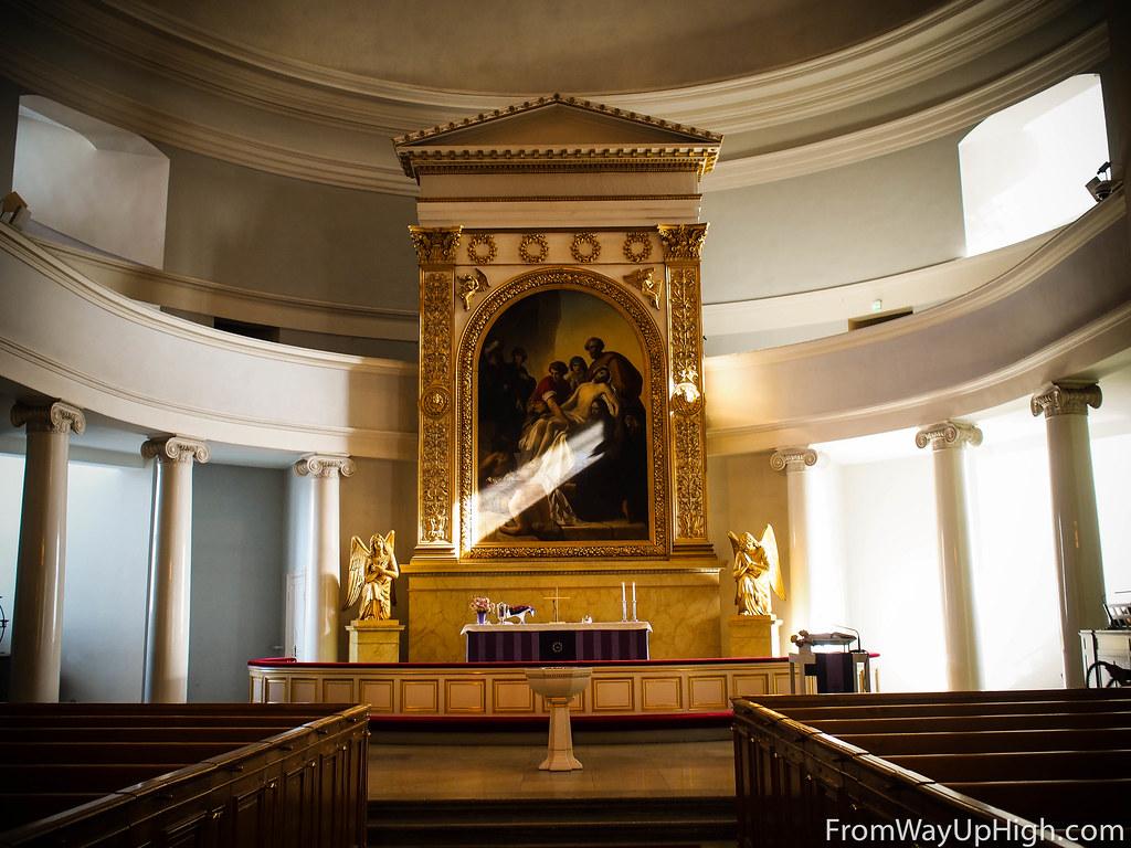 Helsinki-Lutheran-Church