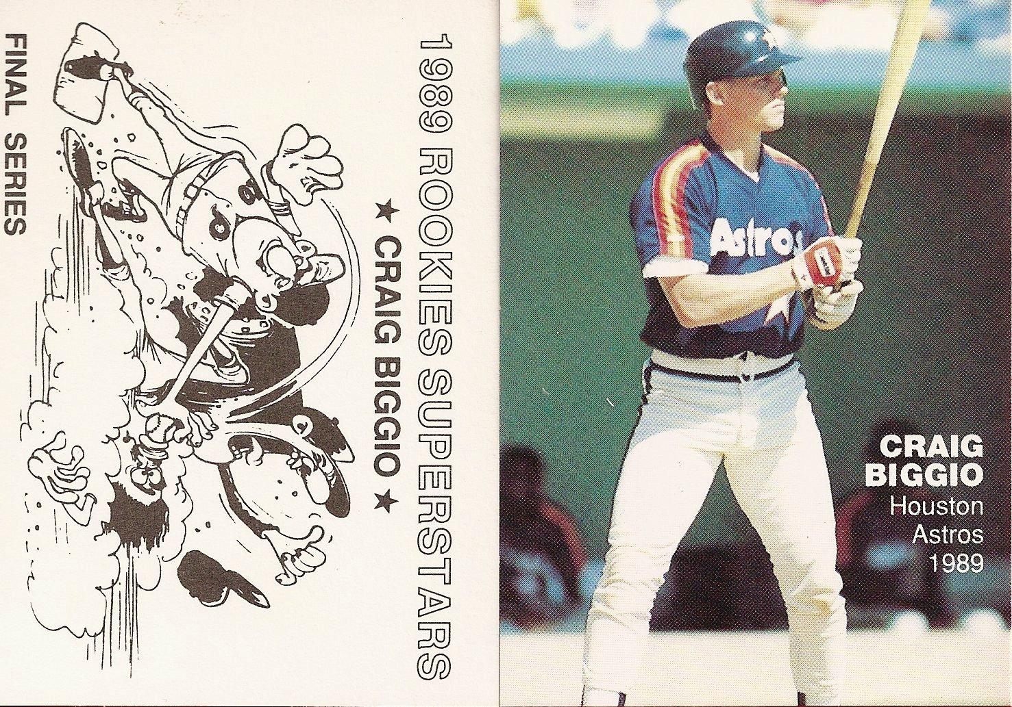 1989 Rookies Superstars Final Series