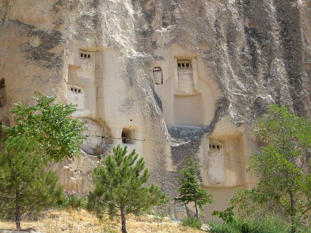 Turquie - jour 19 - De Çavusin à Mustafapasa - 038 - Çavuşin - Eglise de Nicéphore Phocas