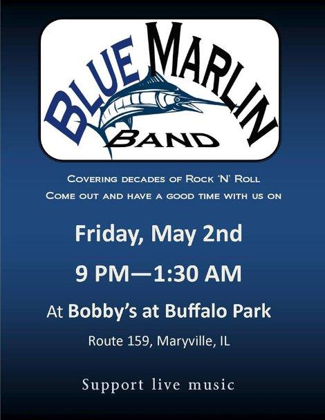 Blue Marlin 5-2-14