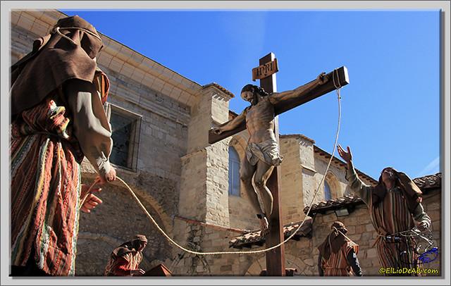 5 Via Crucis Semana Santa en Briviesca