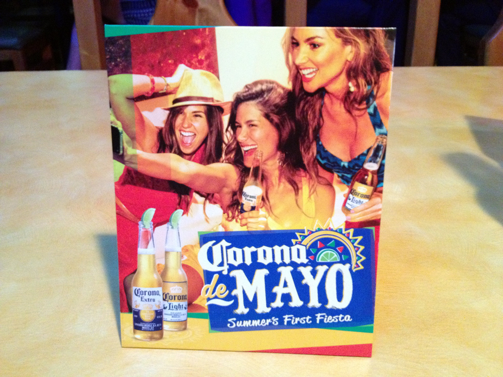 Corona de Mayo 1