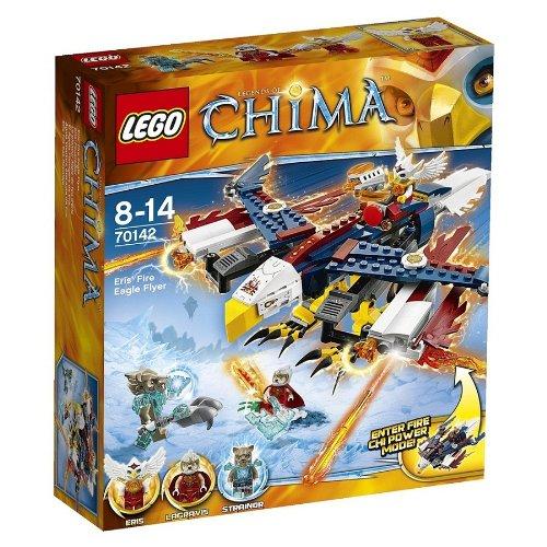 LEGO Chima 70142 Box