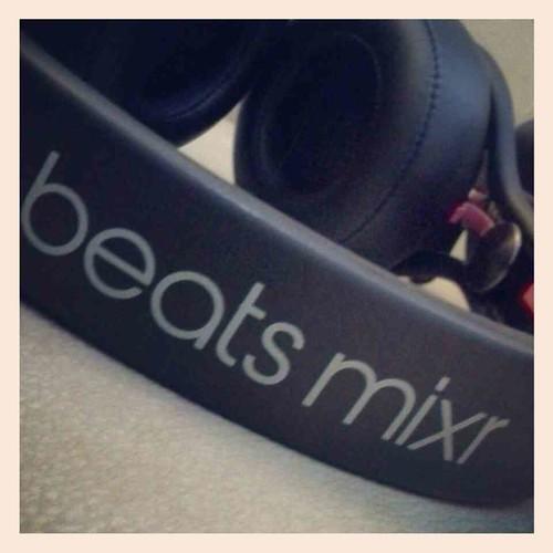 Beats Mixr - Beats by Dr.Dre mulusssss