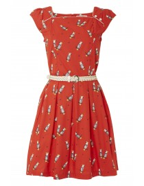 Trollied Dolly Social Secretary Dress