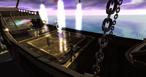 FF2014 - Entertainment Stage on the Dragon Ship
