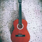 Acoustic guitar #music