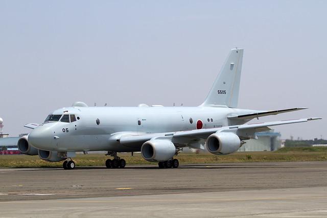 JMSDF Kawasaki P-1