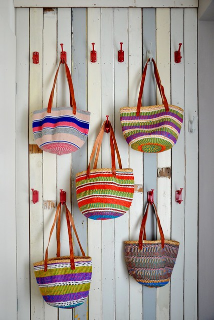baskets from nairobi