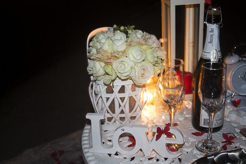 Arta Nunţii > Uimeste-ti iubita de ziua indragostitilor cu economii minime.