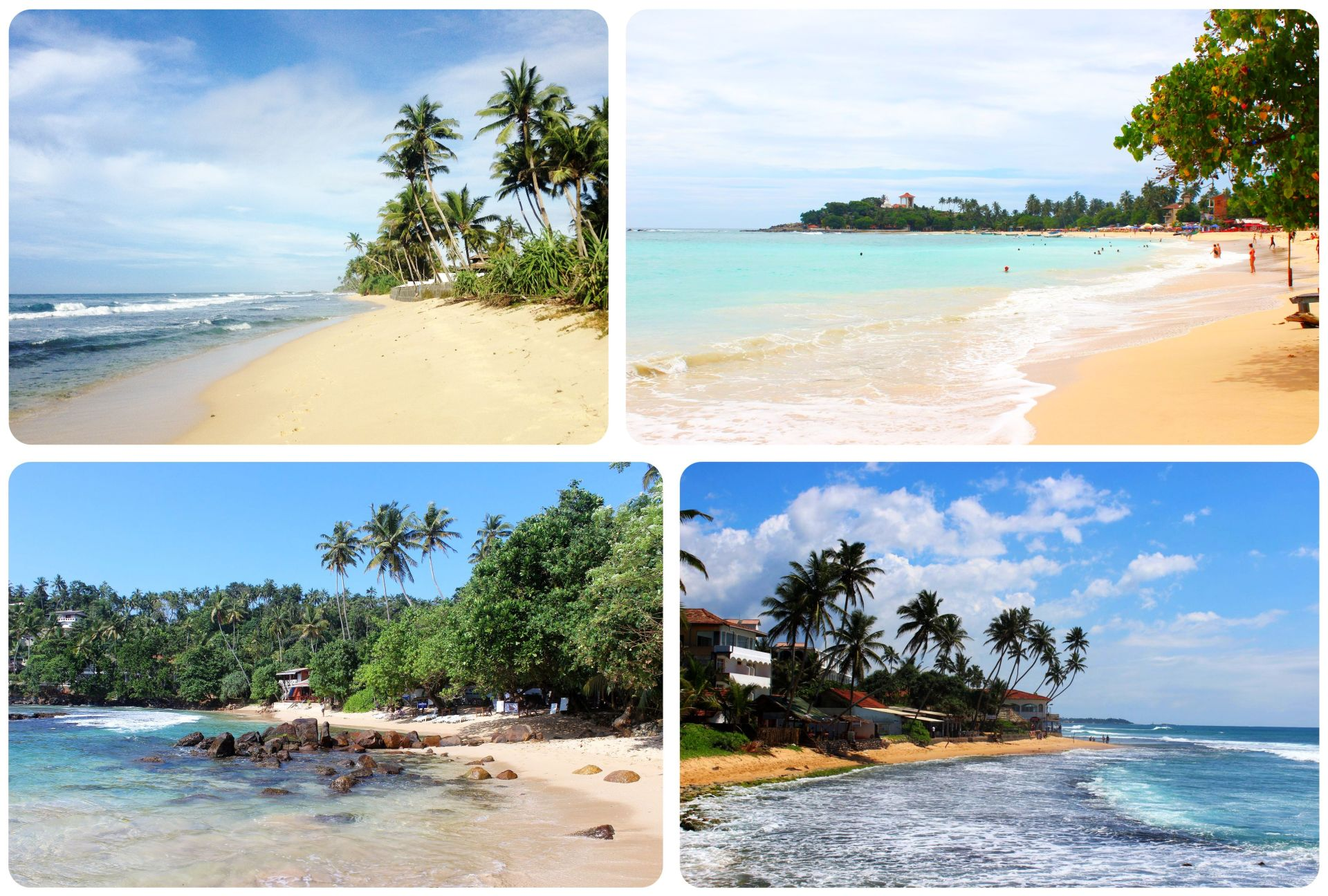 Sri Lanka Beaches
