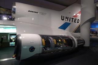 Triebwerke: Boeing 727