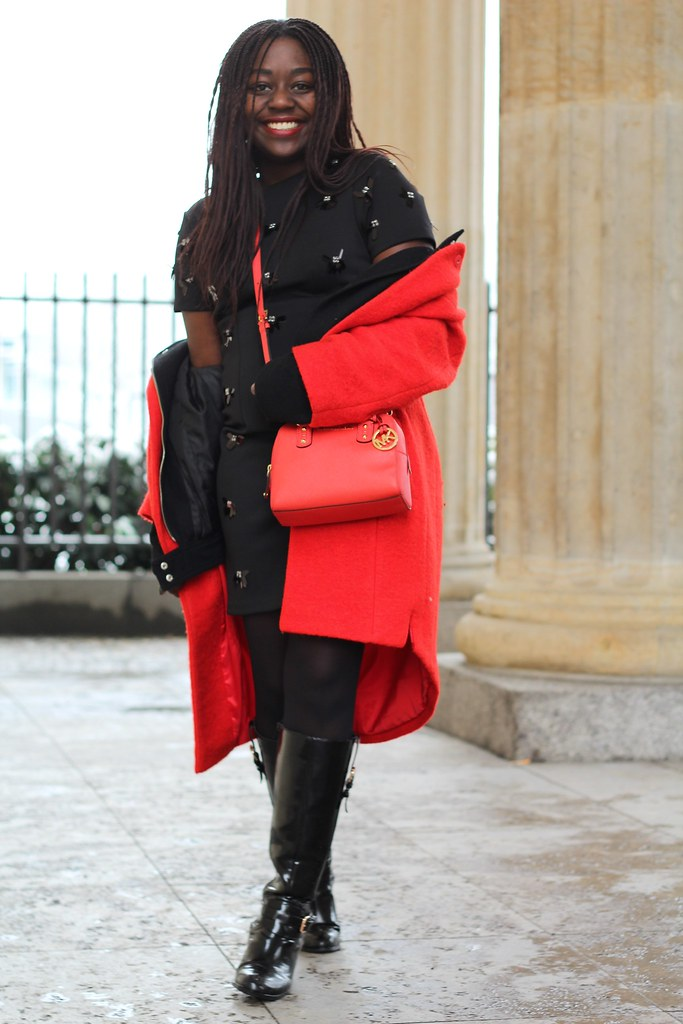 fashion week streetstyle winter Lois Opoku lisforlois