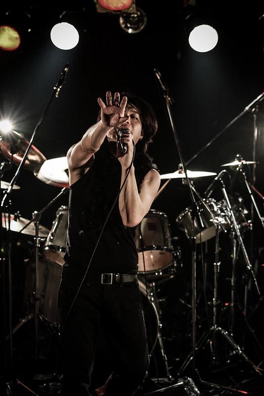 VIOLET SKY LIVE at KYOTO VOXhall 2015.2.14(Sat)