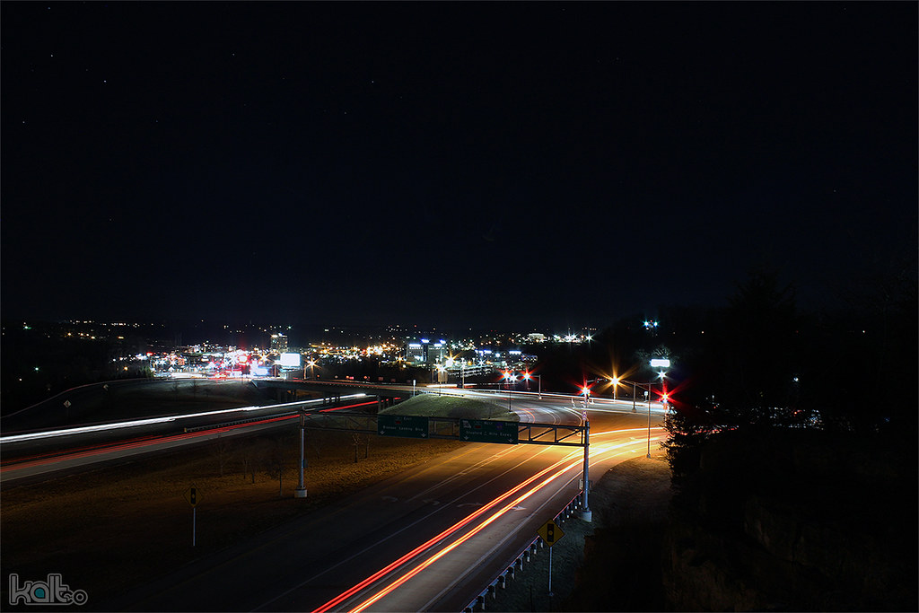 Branson Missouri Lights