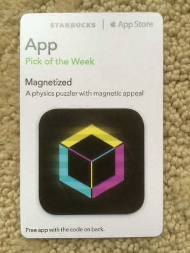 Starbucks iTunes Pick of the Week - Magnetized
