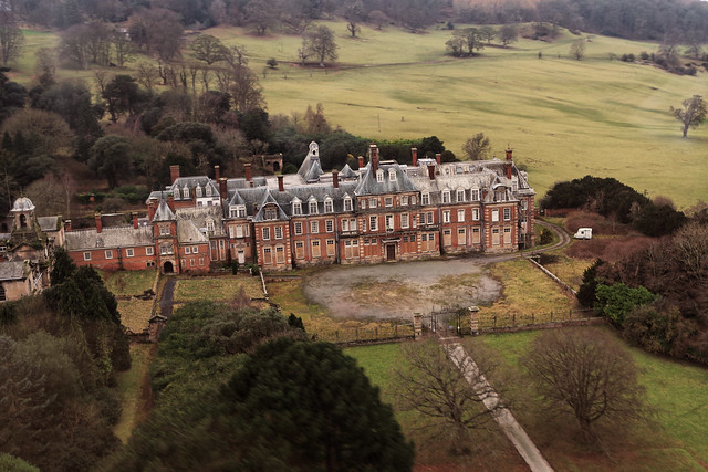 Cuckoo Hall aka Lotus Hall, Wales