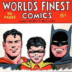 World's Finest (formerly World's Best). #comics
