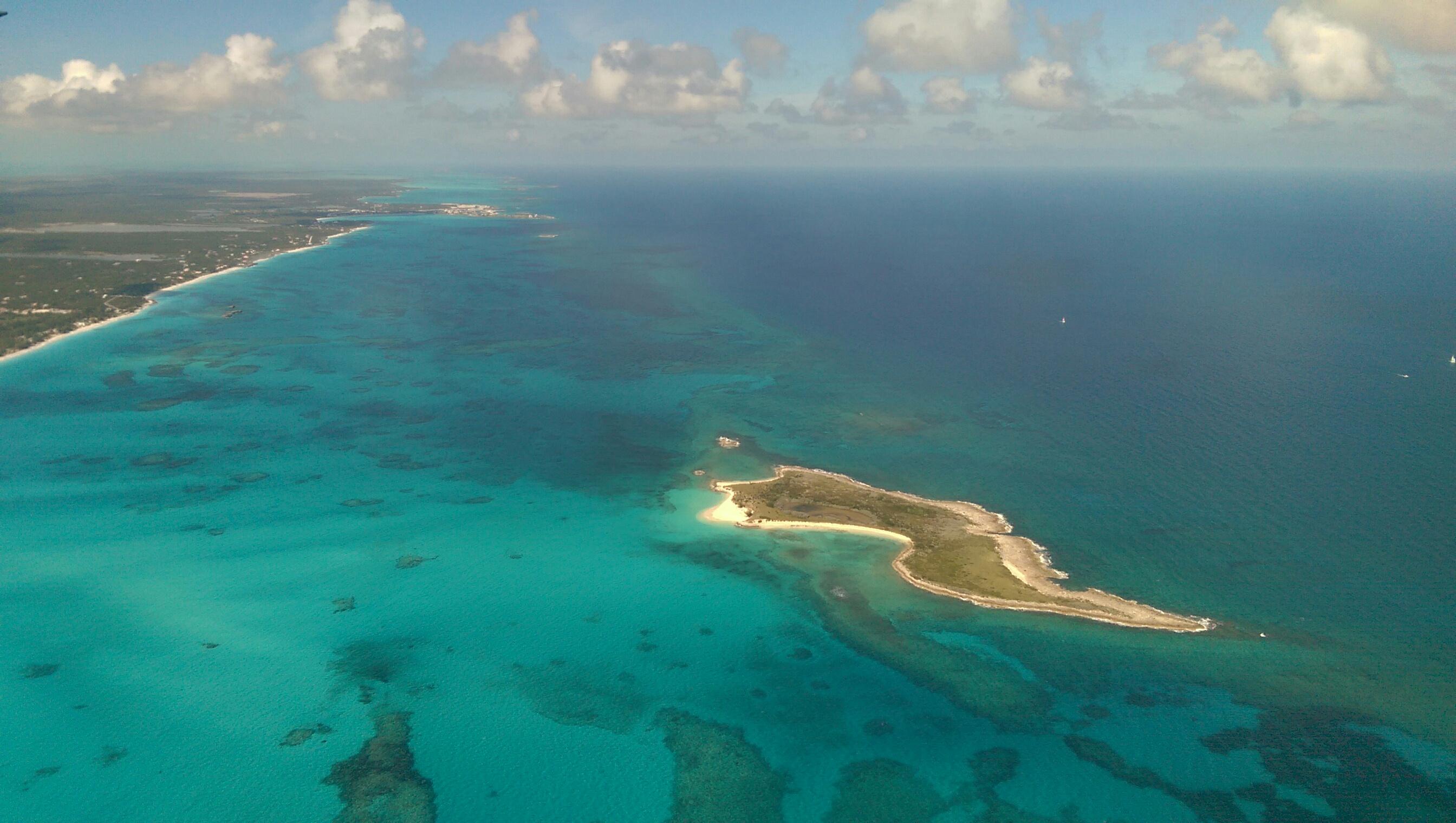 Bahamas Elevation Map.Elevation Of Exuma The Bahamas Topographic Map Altitude Map