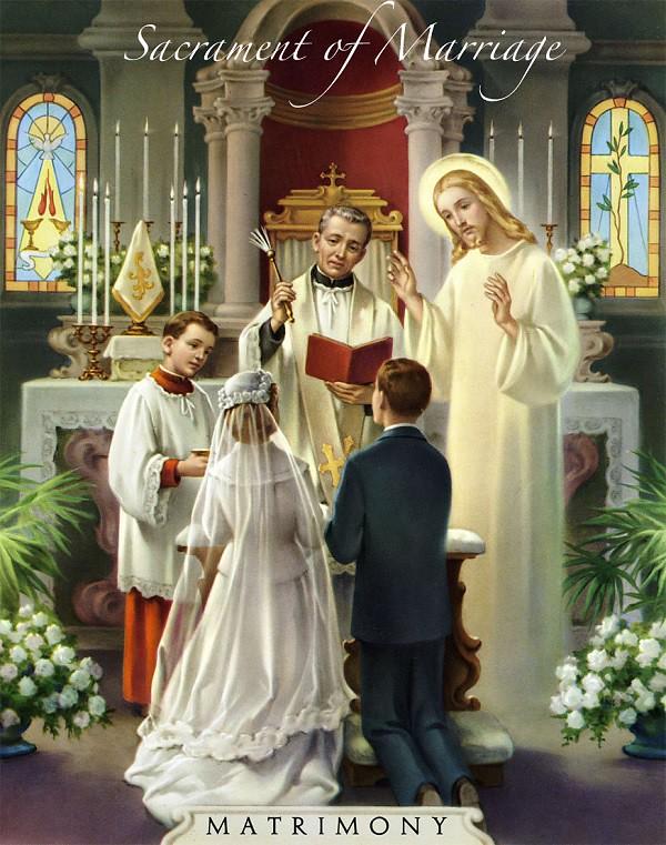 Lịch sử Hôn Nhân Công Giáo