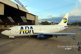 AeroDesierto B737-200Adv CC-CVI (Fernando Ruiz)