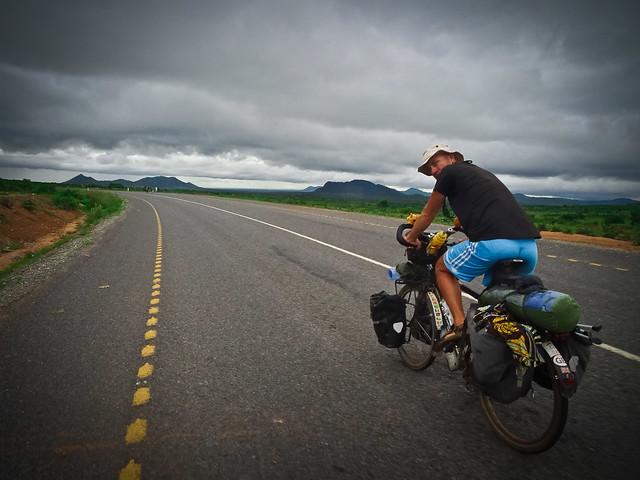 Dark skies and smooth roads