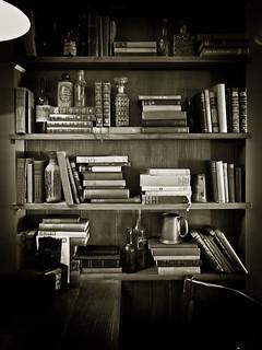 Pub Bookcase [Mono Edit]