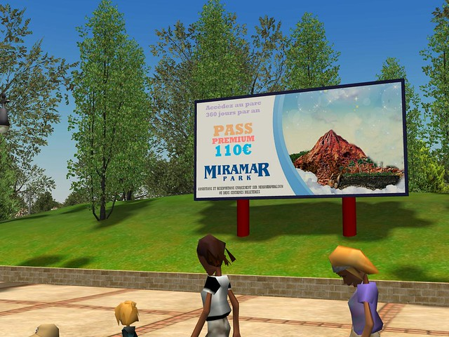 Miramar Park - Main Entrance