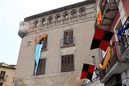 Fonz,Renacimiento 16. Huesca, España 7b.