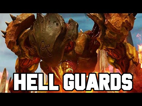 Watch HELL GUARDS BOSS!! DOOM Gameplay Walkthrough Part 14