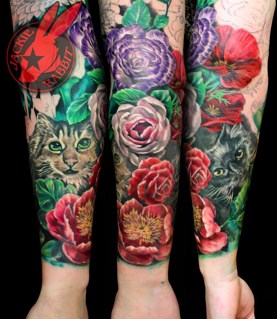 Jackie rabbit Tattoos\'s most interesting Flickr photos   Picssr