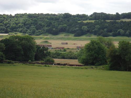 Dean Hill Park, ex-Royal Naval Armaments Depot