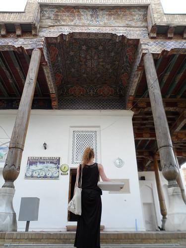 Khoja-Nisbatdor Mosque