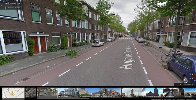 Fig. 8. Hugo de Grootstraat