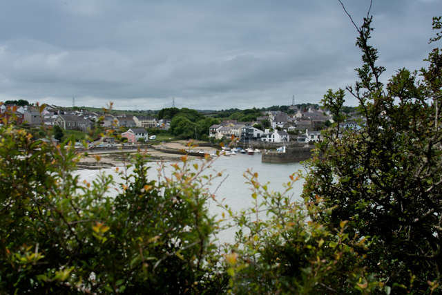 Header of Anglesey