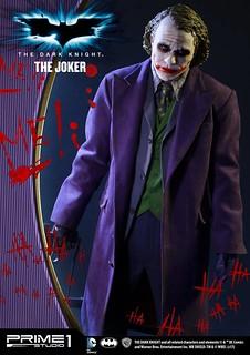 Prime 1 Studio 黑暗騎士【小丑】The Joker 1/2 比例超巨大全身雕像