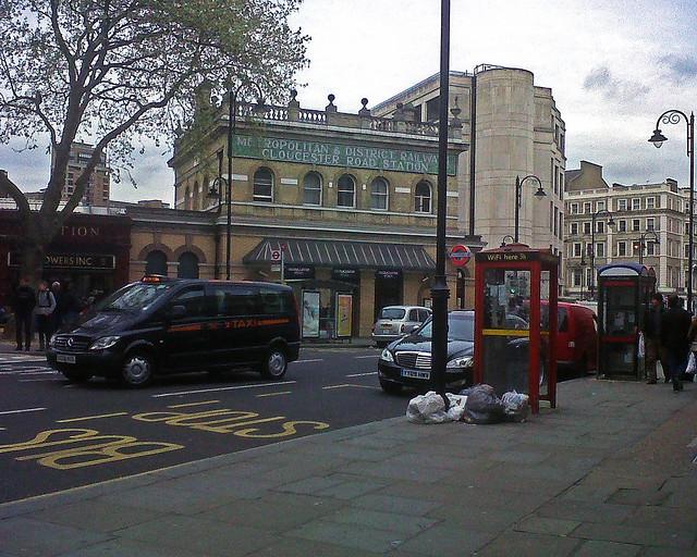 Gloucester Road. Saturday 12th April 2014.