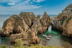 Lagos Küste Portugal