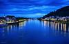 Neckar River by `/1nc3nt