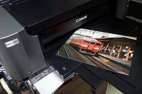 Canon Pro-100Sを購入