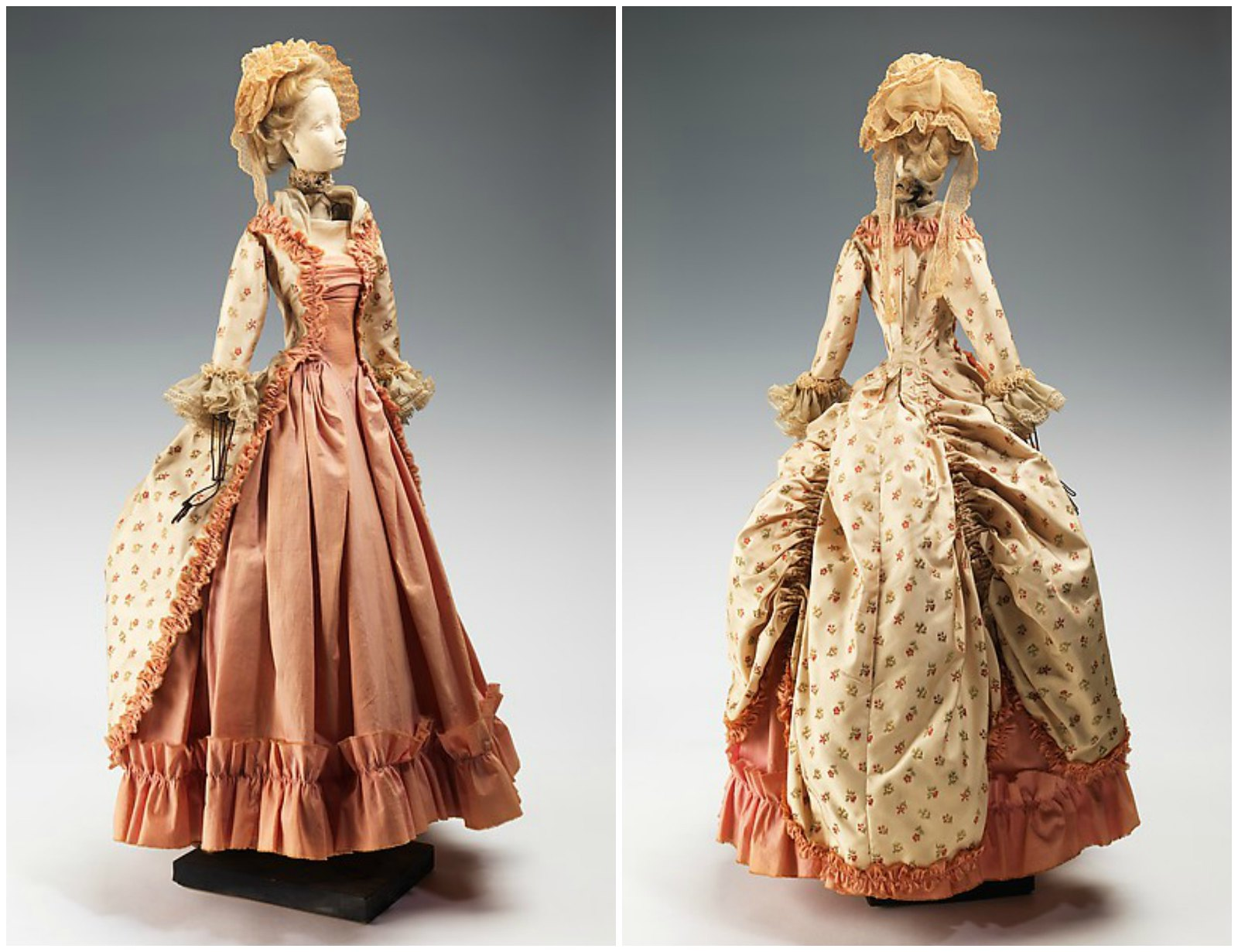 """1779 Doll"". Lucille Manguin"